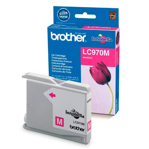 TINTA BROTHER LC970M MAGENTA | Quonty.com | LC970M