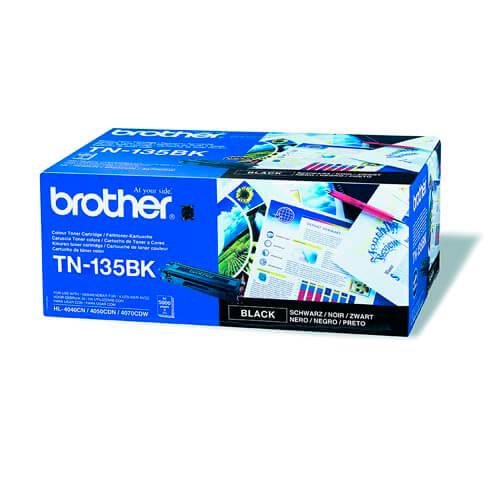 TONER BROTHER TN135BK NEGRO 5.000PAG | Quonty.com | TN135BK