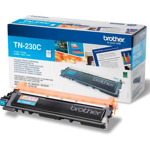 TONER BROTHER TN230C CIAN 1.400PAG | Quonty.com | TN230C