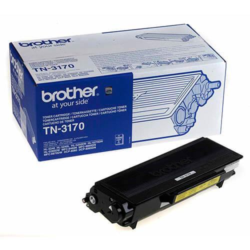 TONER BROTHER TN3170 NEGRO 7.000PAG | Quonty.com | TN3170