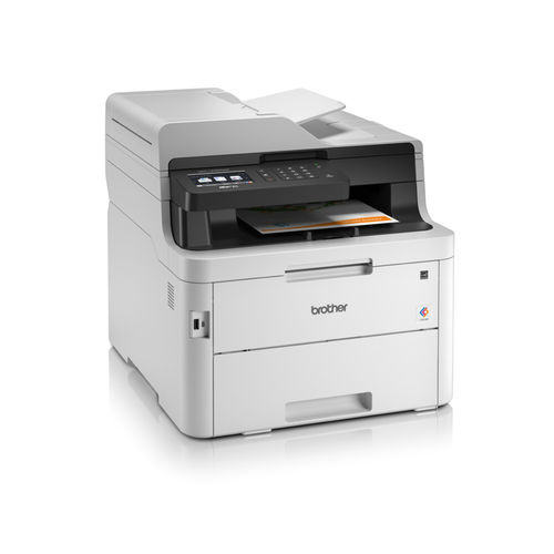 Impresora Laser Color Brother Mfc-L3750cdw 24ppm 2400x600 | Quonty.com | MFCL3750CDWYY1