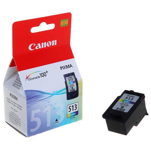 TINTA CANON CL513 15ML COLOR PIXMA MP240/260/480 | Quonty.com | 2971B001