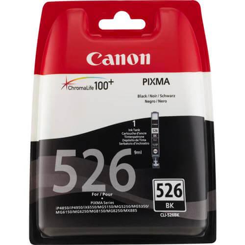 TINTA CANON CLI526BK NEGRO | Quonty.com | 4540B001