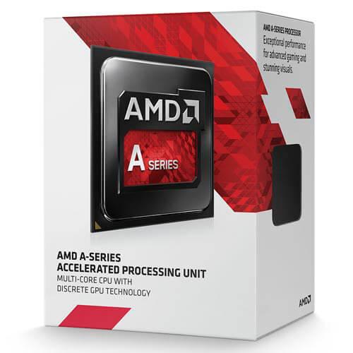 MICRO AMD FM2 X2 A4-6300 3,7GHZ | Quonty.com | AD6300OKHLBOX