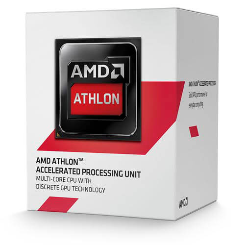 MICRO AMD AM1 ATHLON 5350 2,05GHZ BOX | Quonty.com | AD5350JAHMBOX