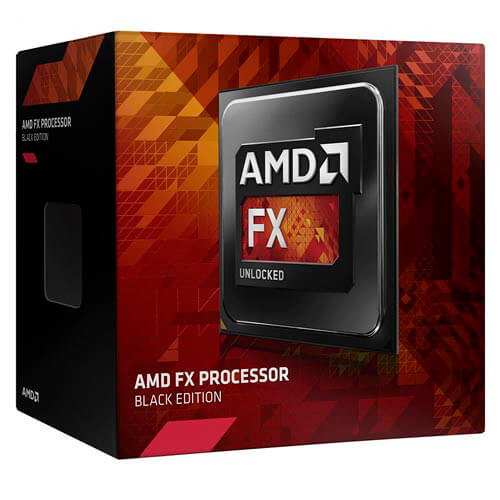 MICRO AMD AM3+ FX-8350 4,00GHZ BLACK EDITION | Quonty.com | FD8350FRHKBOX