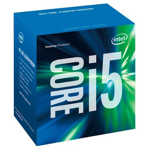 MICRO INTEL CORE I5-6600 3,30/3,90GHZ LGA1151 C/VENTILADOR BOX | Quonty.com | BX80662I56600