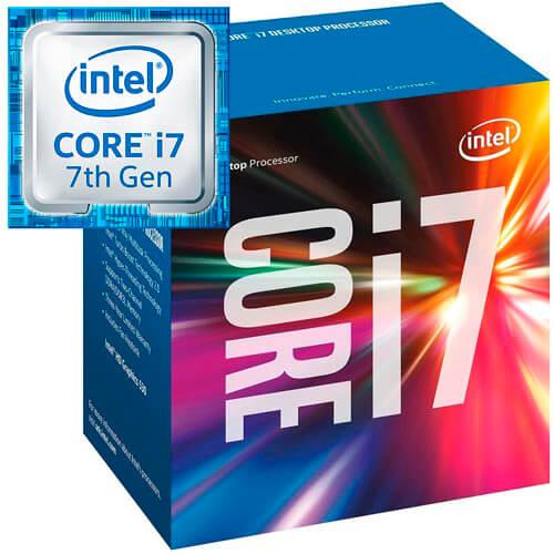 MICRO INTEL CORE I7-7700K 4,20GHZ LGA1151 KABY LAKE S/VENTILADOR BOX | Quonty.com | BX80677I77700K