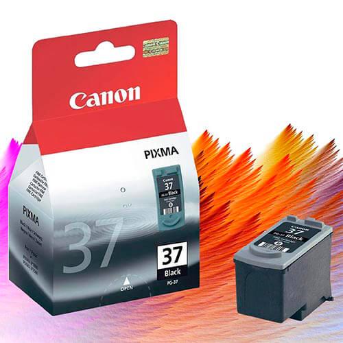 TINTA CANON PG37 NEGRO | Quonty.com | 2145B001