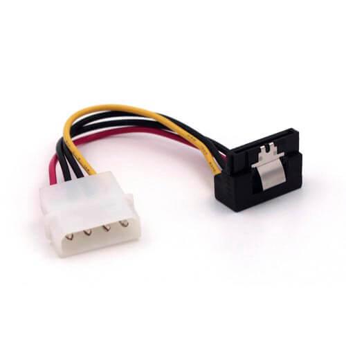 Cable Molex/Sata Alimentacion Nano Cable Molex/M Sata/H 30cm | Quonty.com | 10.19.0501