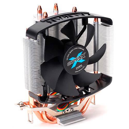 REFRIGERADOR CPU ZALMAN CNPS 5X PERFORMA MULTISOCKET INTEL/AMD | Quonty.com | CNPS5X-PERFORMA