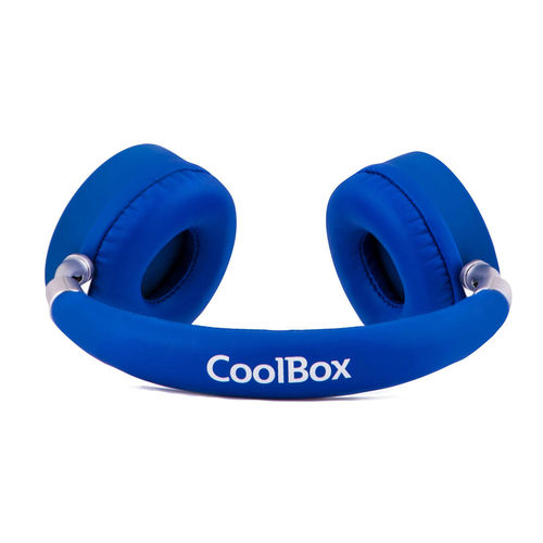 AURICULARES COOLBOX COOLSKIN BLUETOOTH NEGRO | Quonty.com | COO-AUB-12BL