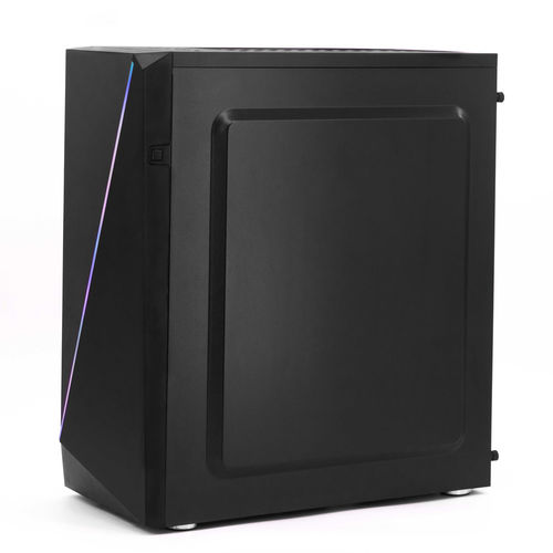 Caja Semitorre/Atx Coolbox Deepabyss S/Fuente Usb3.0 Led-Rgb | Quonty.com | COO-DGC-ABYSS-0