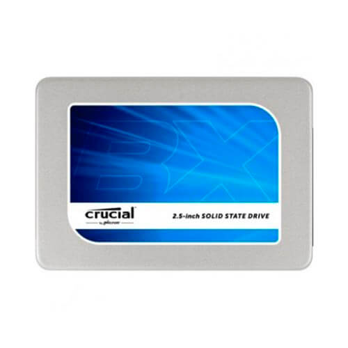 "SSD CRUCIAL 2.5"" 240GB SATA3 BX200 7MM | Quonty.com | CT240BX200SSD1"