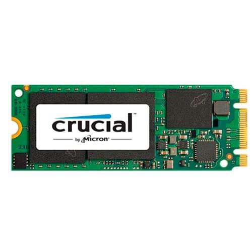 SSD CRUCIAL 2.5'' M.2 250GB SATA3 MX200 | Quonty.com | CT250MX200SSD6