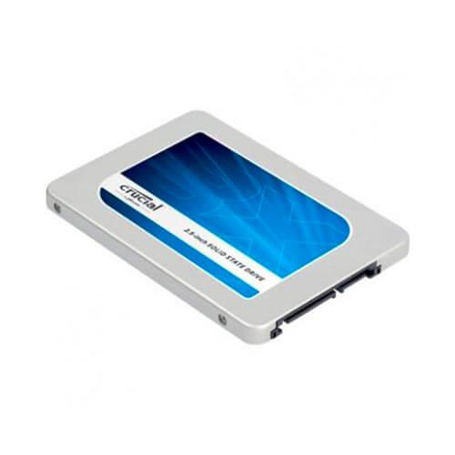 "SSD CRUCIAL 2.5"" 480GB SATA3 BX200 7MM | Quonty.com | CT480BX200SSD1"