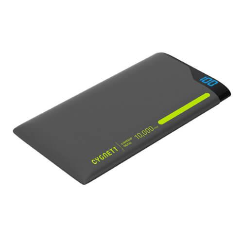 Bateria Cygnett Chargeup Digital Green/Grey 10000mah | Quonty.com | CY1774PBCHE