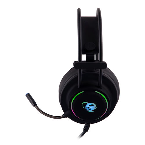 Auriculares C/Microfono Coolbox Deepgaming Deeplighting Led | Quonty.com | DG-AUR-01