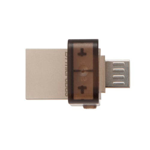 PENDRIVE KINGSTON 16GB USB2.0 DT MICRODUO USB / MICRO USB OTG | Quonty.com | DTDUO/16GB