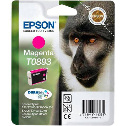 TINTA EPSON C13T08934020 MAGENTA | Quonty.com | C13T08934020