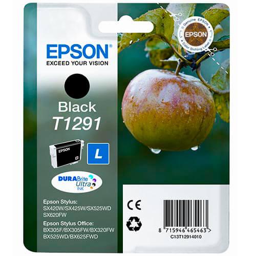 TINTA EPSON C13T12914010 NEGRO SX420W   Quonty.com   C13T12914010