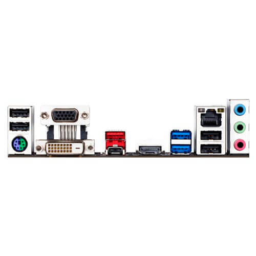 PLACA GIGABYTE F2A88XM-D3HP AMD FM2+ 4DDR3 HDMI PCX3.0 SATA3 USB3.1 MATX | Quonty.com | GA-F2A88XM-D3HP