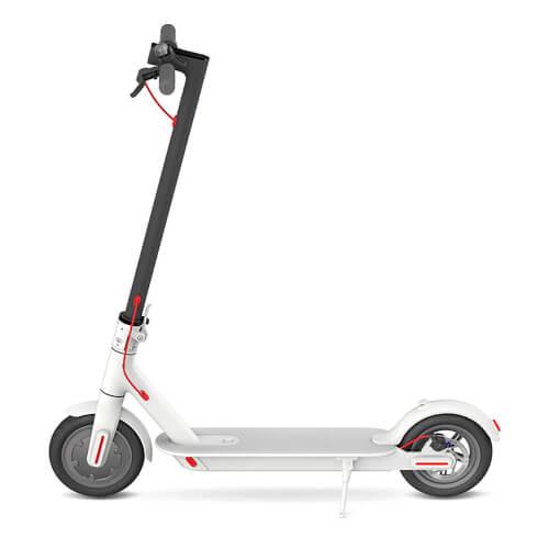 Patinete Xiaomi M365 Blanco. Electric Scooter | Quonty.com | FBC4003GL