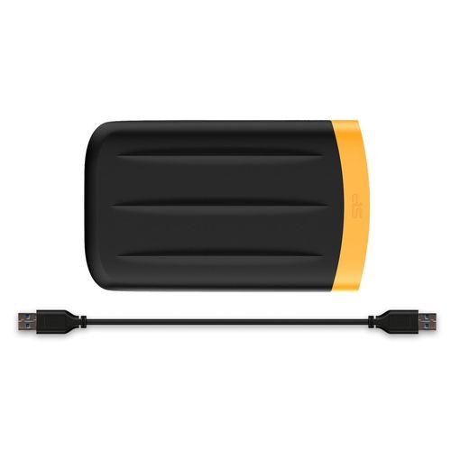 Hdd Silicon Power A65 1tb 2.5 Usb 3.1 Resistente Golpes/Agua | Quonty.com | SP010TBPHDA65S3K