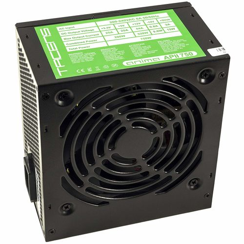 Fuente Tacens Anima Eco Smart 750w 12cm Atx | Quonty.com | APII750