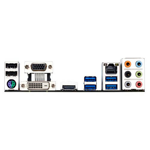 PLACA GIGABYTE H97-HD3 INTEL1150 4DDR3 HDMI PCX3.0 SATA3 USB3.0 ATX | Quonty.com | GA-H97-HD3
