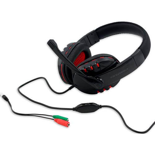 COMBO TECLADO/RATON/AURICULARES/ALTAVOCES WOXTER GAMING STINGER FX 80 MEGAKIT PRO USB | Quonty.com | GM26-022