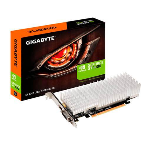 Gigabyte Gv-N1030sl-2gl 2gb Gddr5 Hdmi Pcie3.0   Quonty.com   GV-N1030SL-2GL