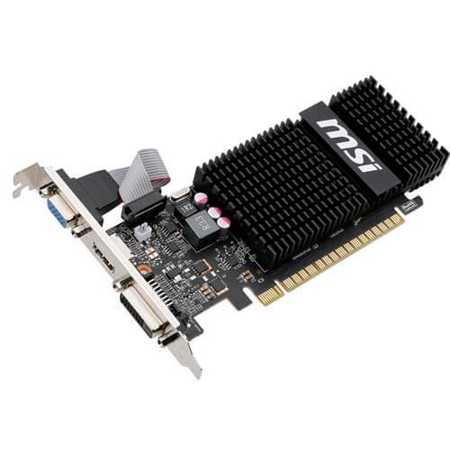 MSI N720-2GD3HLP 2GB DDR3 PCIE2.0 LP | Quonty.com | N720-2GD3HLP