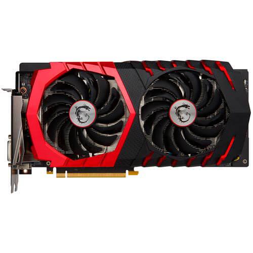 MSI GTX1060 GAMING X 6GB GDDR5 PCIE3.0 | Quonty.com | 912-V328-001