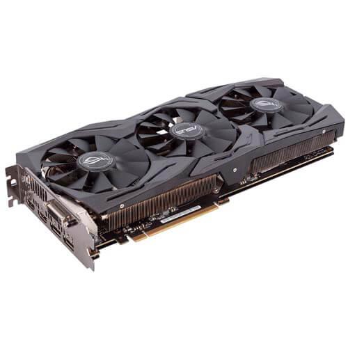 ASUS STRIX-GTX1070-8G-GAMING 8GB GDDR5 PCIE3.0   Quonty.com   90YV09N2-M0NA00