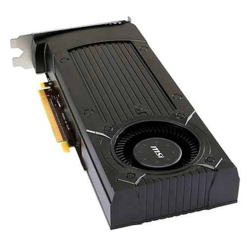 MSI GTX960-2GD5 2GB GDDR5 PCIE3.0 | Quonty.com | GTX960 2GD5