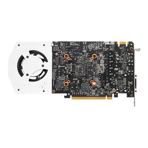 ASUS TURBO-GTX960-OC-4GD5 4GB GDDR5 PCIE3.0 | Quonty.com | 90YV07NA-M0NA00