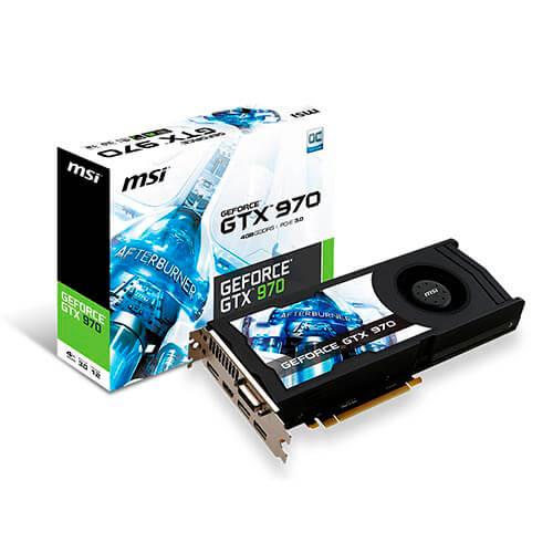 MSI GTX970-4GD5-OC 4GB GDDR5 PCIE3.0   Quonty.com   912-V317-006