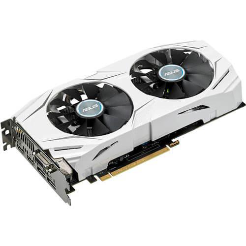 ASUS DUAL-GTX1060-6G 6GB GDDR5 PCIE3.0 | Quonty.com | 90YV09X4-M0NA00