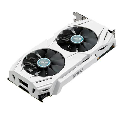 ASUS DUAL-GTX1060-O3G 3GB GDDR5 PCIE3.0   Quonty.com   90YV09X3-M0NA00