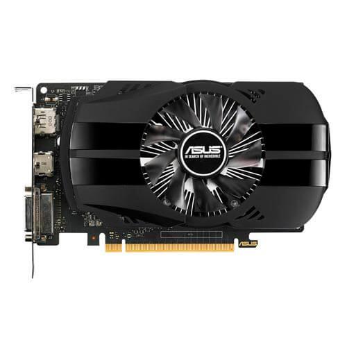 ASUS PH-GTX1050TI-4G 4GB GDDR5 PCIE3.0   Quonty.com   90YV0A70-M0NA00