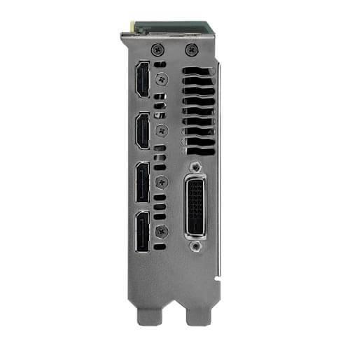 ASUS TURBO-GTX1060-6G 6GB GDDR5 PCIE3.0   Quonty.com   90YV09R0-M0NA00