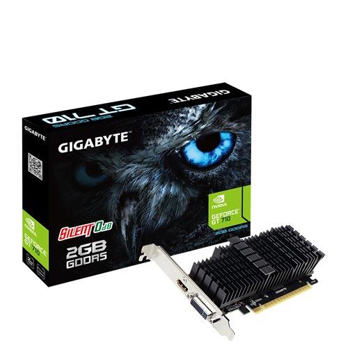 Gigabyte Gv-N710d5sl-2gl 2gb Gddr5 Pcie2.0 Hdmi   Quonty.com   GV-N710D5SL-2GL