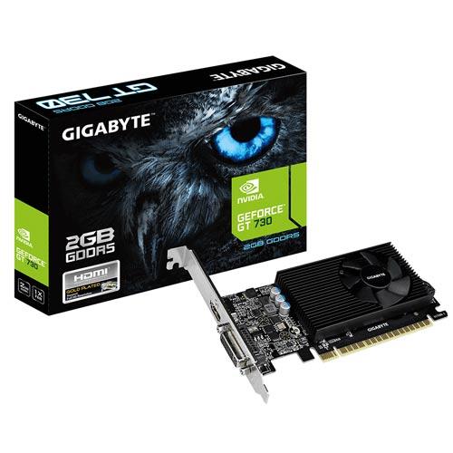 Gigabyte Gv-N730d5-2gl 2gb Ddr5 | Quonty.com | GV-N730D5-2GL