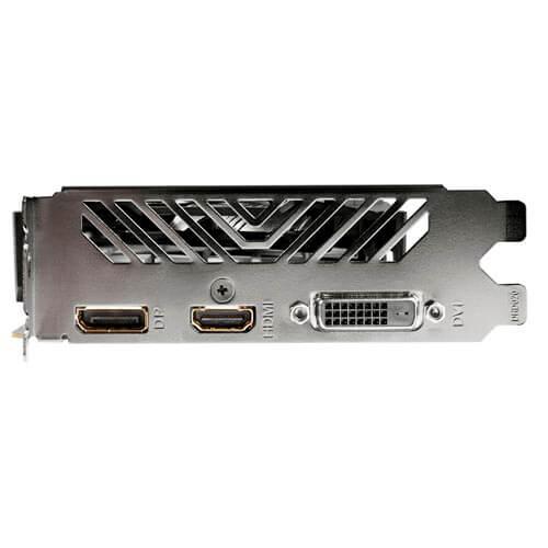 GIGABYTE GV-RX460WF2OC-2GD 2GB DDR5 PCX3.0 | Quonty.com | GV-RX460WF2OC-2GD