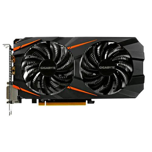 GIGABYTE GV-N1060WF2OC-3GD 3GB GDDR5 PCIE3.0   Quonty.com   GV-N1060WF2OC-3GD