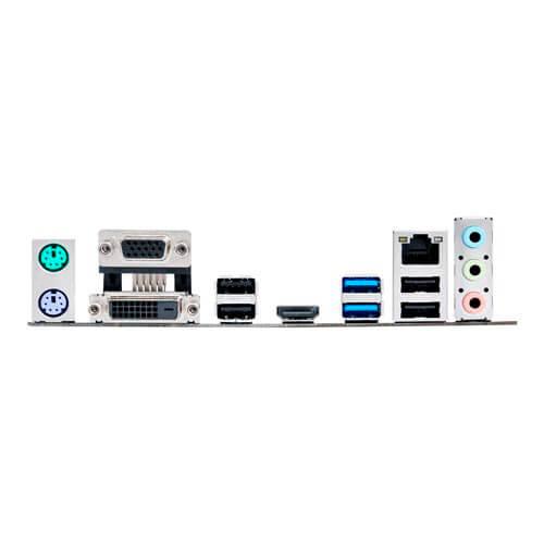 PLACA ASUS H110M-A/M.2 INTEL1151 2DDR4 HDMI PCX3.0 4SATA3 USB3.0 M.2 MATX | Quonty.com | 90MB0R60-M0EAY0