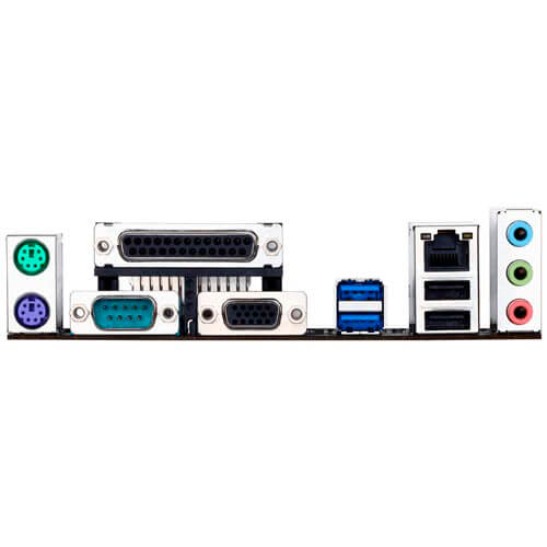 PLACA GIGABYTE H110M-DS2 INTEL1151 2DDR3 VGA PCX3.0 4SATA3 4USB3.0 MATX | Quonty.com | GA-H110M-DS2 DDR3
