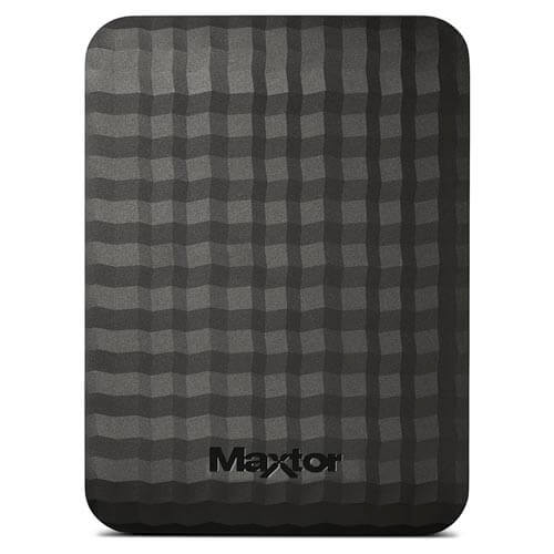 HDD SEAGATE EXT 2.5'' 2TB USB3.0 MAXTOR M3 NEGRO | Quonty.com | STSHX-M201TCBM