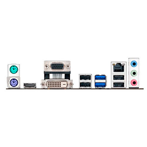 PLACA ASUS H81M-PLUS INTEL1150 2DDR3 HDMI SATA3 USB3.0 MATX | Quonty.com | 90MB0GI0-M0EAY0